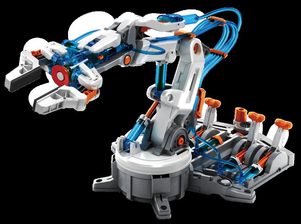 産業用ロボットはどんな構造?ロボットアームが動 …