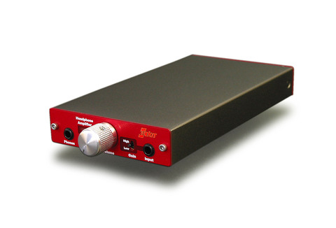 Vacuum Tube Hybrid Portable Headphone Amplifier